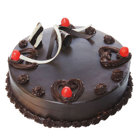 Chocolate cake delivery in Hyderabad late night